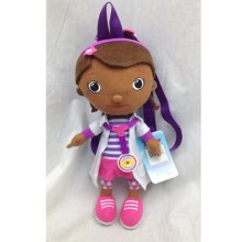 """Plush Backpack - Doc McStuffins 15"""" New Soft Doll Toys Gifts Toys dm23453"""