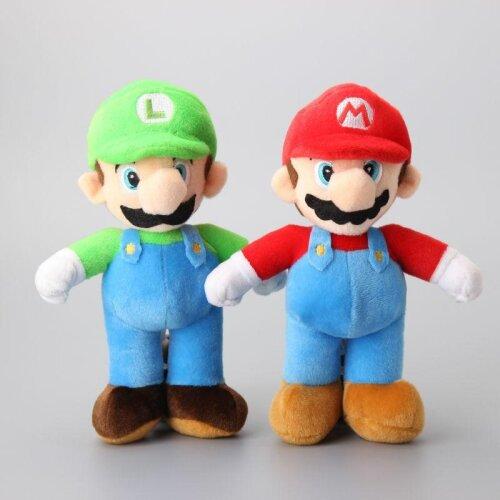 Super Mario Plush Toys, Soft Stuffed Dolls