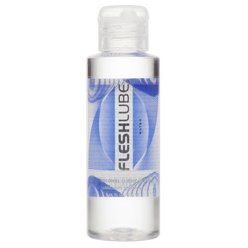 FleshLube Water 100 ml  Pharmacy Lubricant - Fleshlight Toys