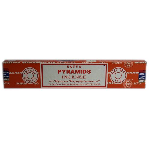 Satya Pyramids Incense Sticks 15 grams