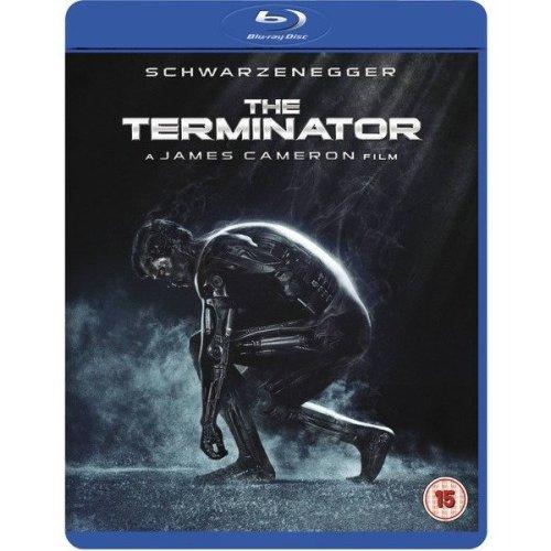 The Terminator Blu-Ray [2015]