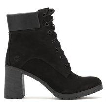 Timberland Womens Black Allington 6 Inch Boots