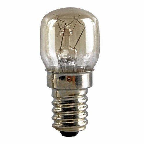 CROMPTON 25W OVEN LAMP SMALL SCREW E14 SES 300 DEGREE