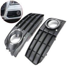 Audi A4 B8 2009-2012 Fog Lights Light Bumper Grilles Grill Se
