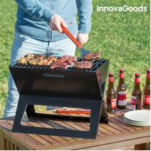 InnovaGoods Foldable Portable Barbecue