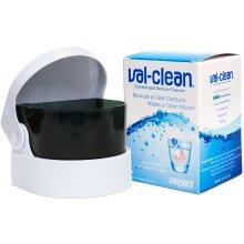 Val-Clean & Sonic Cleaner ~ Flexible Denture Box Sachets for Valplast Partials