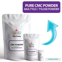 CMC POWDER Tylo Tylose Powder Makes Cake Crafts like Sugar Paste & Edible Glue