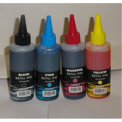 Ciss or Refillable Cartridges Bottle Inks