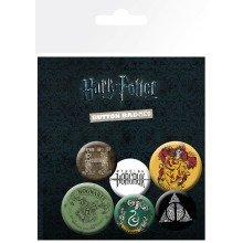 Harry Potter Mix Badge Pack