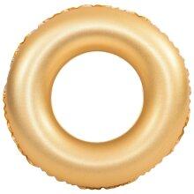 Jilong Sparkle Shine Swim Ring Gold 90cm