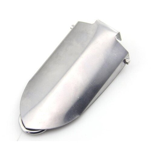 (As Seen on Image) Stainless Steel, Foldable Hand Shovel For Outdoor Camping, Trowel, Garden Tools