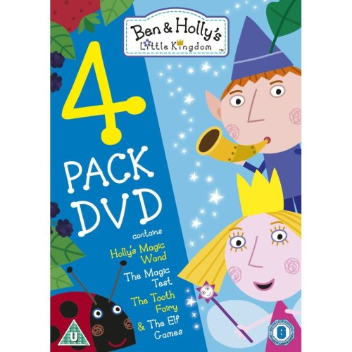 Ben & Hollys Little Kingdom - The Magic Collection DVD [2014]