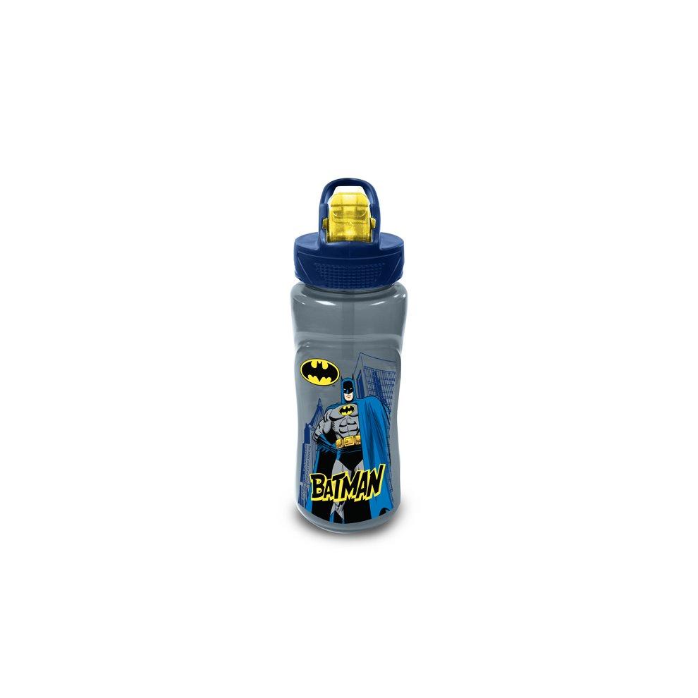 Trespass Walking  Water Bottle Drinks Bottle Swig Sports Bottle With Carabineer