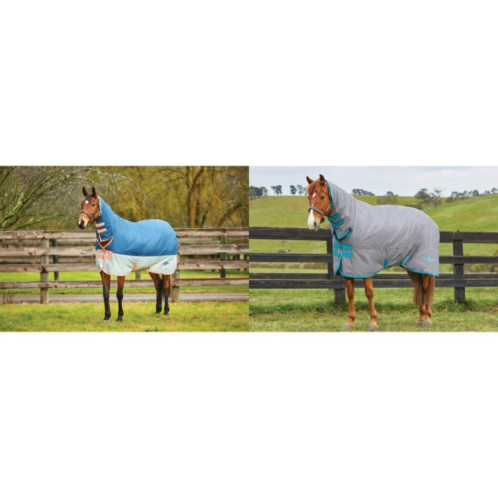 Neck Heavy Iv Turnout Rug 6ft 3in