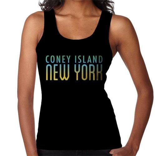 Coney Island New York Women's Vest