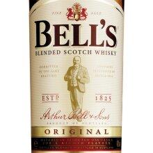 Bells Scotch Whisky 40% - 6x1.5ltr