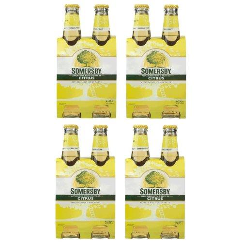 16pk Somersby Citrus Cider - 16 x 33cl Bottles