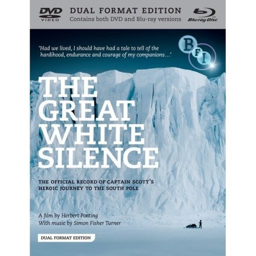 The Great White Silence Blu-Ray + DVD [2011] - Used