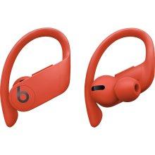 Beats by Dr. Dre Powerbeats Pro In-Ear Wireless Headphones (Lava Red)