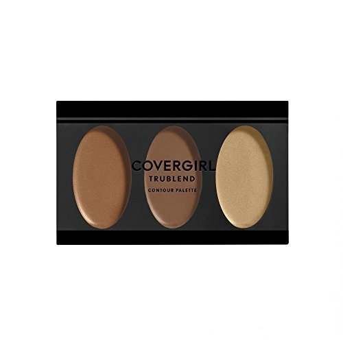 COVERGIRL Trublend Contour Palette Deep 0.28 Oz, 0.161 Pound (packaging may vary)