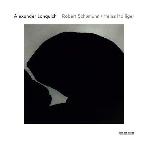 Obert Schumann - Schumann: Kreisleriana and Holliger: Partita [CD]