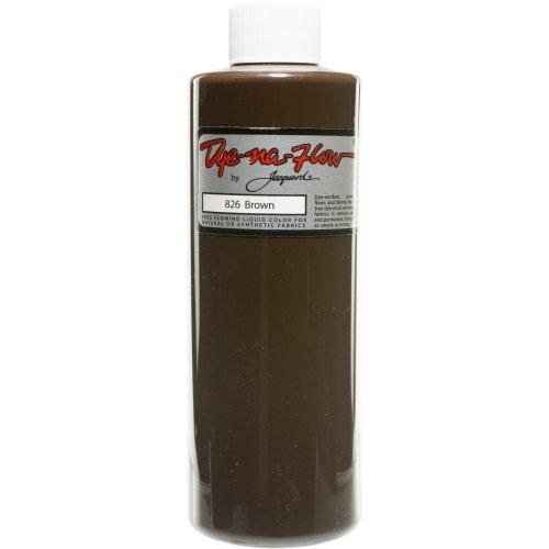 Jacquard Dye-Na-Flow Liquid Color 8Oz-Brown
