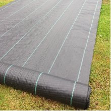Yuzet 1m wide 100gsm weed control fabric ground cover membrane
