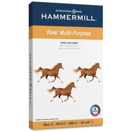 Genuine Joe HAM103291 8.5 x 14 in. Fore Multipurpose Paper - White