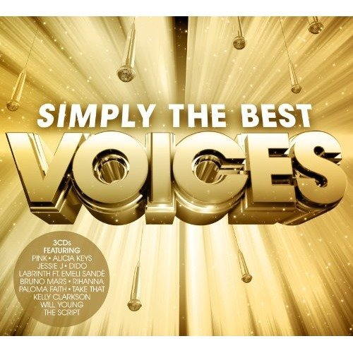 Voices: Simply the Best [CD]