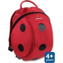 Littlelife Animal Big Kids Daysack - Ladybird