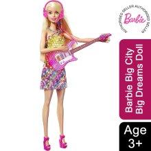 Big City Big Dreams Barbie Malibu - Singing