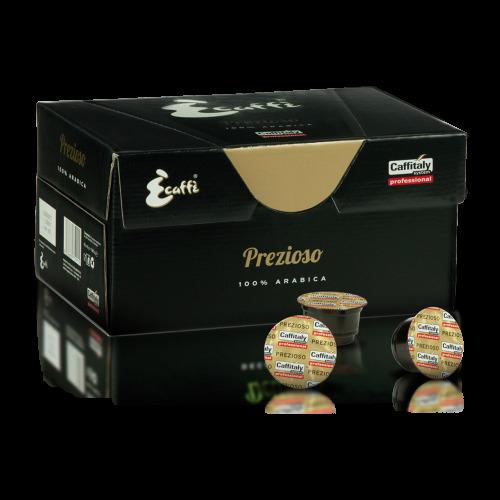 Caffitaly Ecaffe Prezioso 100% Arabica Coffee Capsules - Box of 96