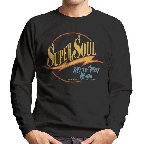 Super Soul Radio Vanishing Point Men's Sweatshirt