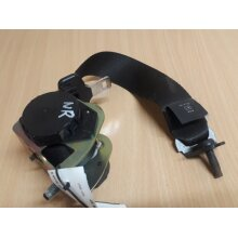 Ford Focus Mk1 98-04 DRIVER SIDE RIGHT REAR SEAT BELT 98AB A611B68 BP BR REF1431 - Used