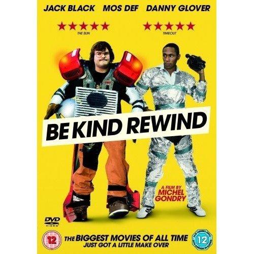 Be Kind Rewind DVD [2008]