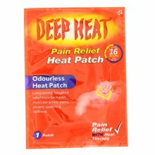 Deep Heat Patch One Patch