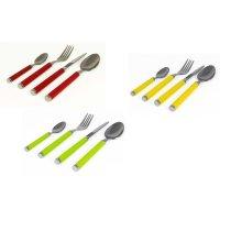 Fruiti 16 Piece Cutlery set