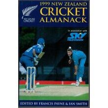 1999 New Zealand Cricket Almanack , Smith & Payne - Used