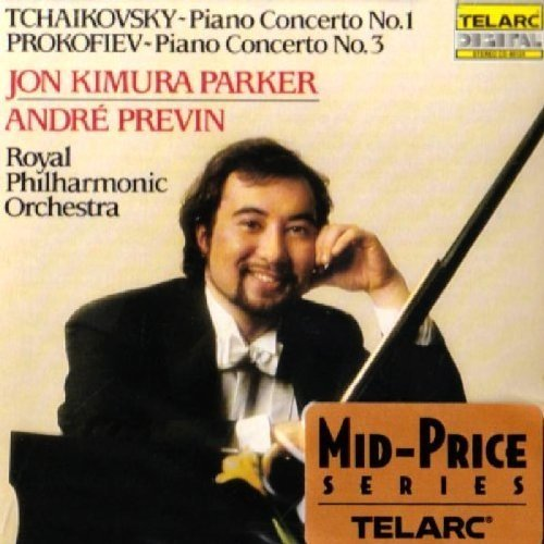Royal Philharmonic Orchestra and Andre Previn - Tchaikovsky and Prokofiev: Piano Concertos [CD]