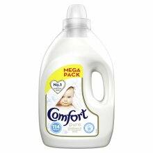 4L Comfort Pure Fabric Conditioner   114-Wash Fabric Softener