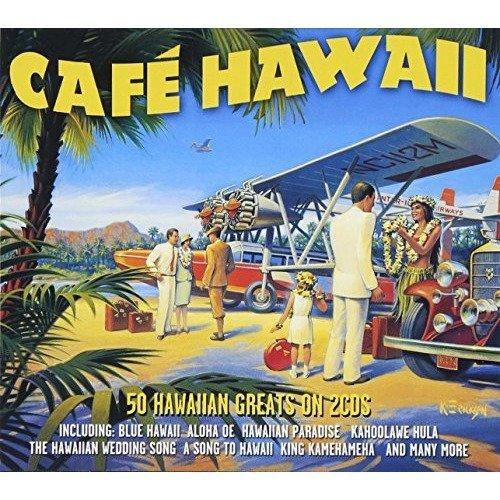 Cafe Hawaii - V/a [CD]