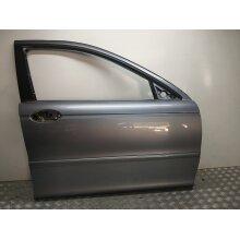 Jaguar X-type 4 Dr Saloon 2006 Door Bare (front Driver Side) Blue Jkh - Used