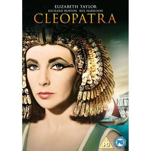 Cleopatra DVD [2013]