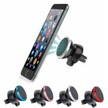 Magnetic In Car Mobile Phone Air Vent Mount Holder Stand