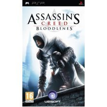 Assassin's Creed: Bloodlines (PSP) - Used