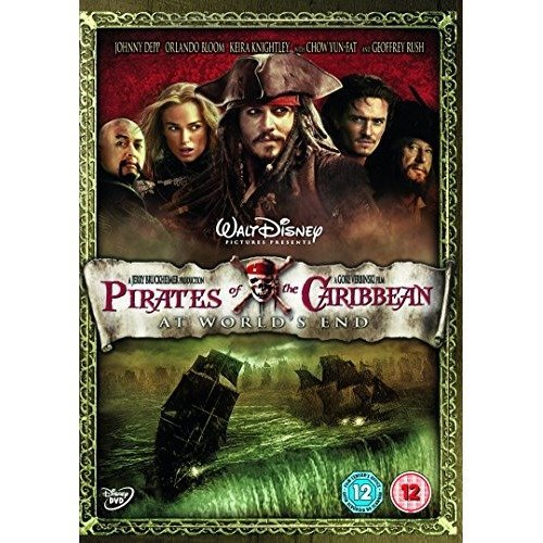 Pirates Of The Caribbean - At Worlds End DVD [2010]