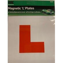Magnetic L Plates