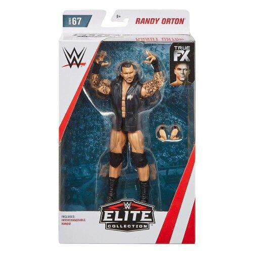 WWE Elite Collection Series 67 Randy Orton Figure | Wrestling Action Figure