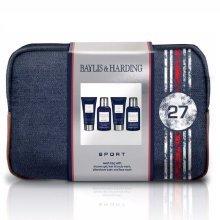 Baylis & Harding Sport 4 Piece Wash Bag Set