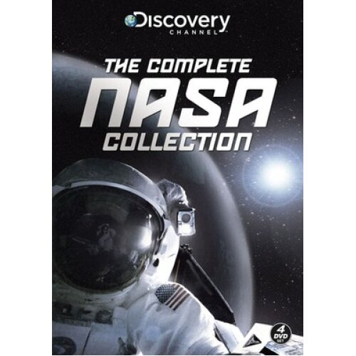 The Complete NASA Collection Discovery Channel- 4 DVD Set New